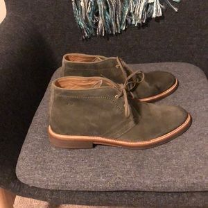 Men's Suede UGG Chukka Boots Size 12